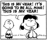 peanuts my year