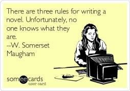 rules novel